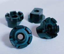 Semiconductor components engineering plastics